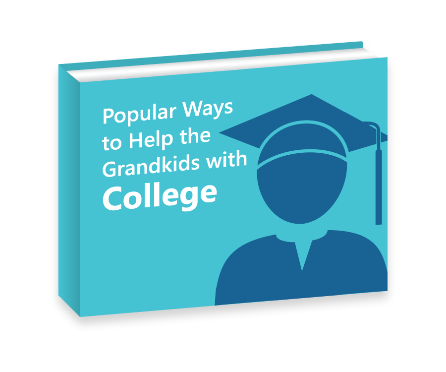Popular ways to help the grandkids with college